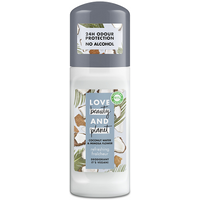 Love Beauty & Planet Coconut Water & Mimosa Flower Roll-On Deodorant 50ml