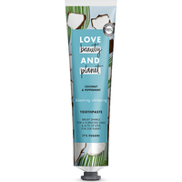 Love Beauty & Planet Blooming Whitening Coconut and Peppermint Toothpaste 75ml