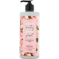 Love Beauty & Planet Muru Muru Butter & Rose Shower Gel 500 ML