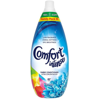 Comfort Intense Fabric Conditioner Fresh Sky 85 Wash 1280 ml
