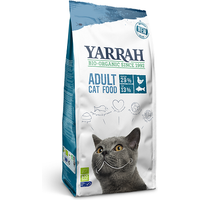 Yarrah Adult Dry Cat Food With Msc Fish 800G