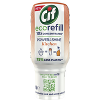 Cif Power & Shine Kitchen Cleaner concentrated refill 70ml