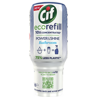 Cif Power & Shine Bathroom Cleaner concentrated refill 70ml