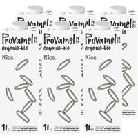 Provamel Rice Drink - Organic 1L [6 cartons]