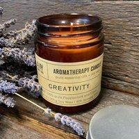 Aromatherapy Soy Candle-Creativity