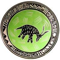 Kudu Antelope Stone Bowl