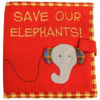 Cloth Play Book save our earth