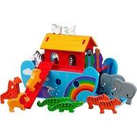 Wooden Toy Ark-Rainbow