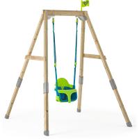 TP Forest Acorn Growable Swing Set with Quadpod - FSCandreg