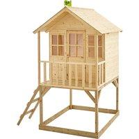 TP Hill Top Wooden Tower Playhouse-FSCandreg;