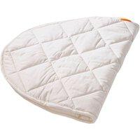 Leander Matratzenauflage für Classic Babybett (66x116) aus Bio-Baumwolle