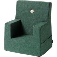 """byKlipKlap Kindersessel """"KK Kids Chair"""" (0-3 Jahre) - Deep green / light green"""