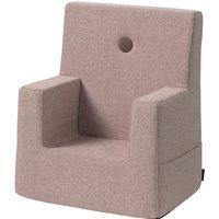 "byKlipKlap Kindersessel ""KK Kids Chair"" (0-3 Jahre) - Soft rose / rose"