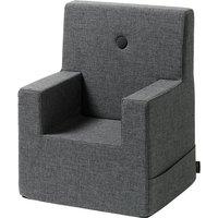 "byKlipKlap Kindersessel ""KK Kids Chair XL"" (2-6 Jahre) - Blue grey / grey"