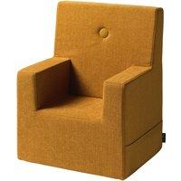 "byKlipKlap Kindersessel ""KK Kids Chair XL"" (2-6 Jahre) - Mustard / mustard"
