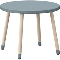 "Flexa PLAY Kindertisch ""Light Blue"" mit Eschenholz-Tischbeinen (60x47 cm)"