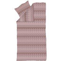 """Flexa Popsicle Bettwäsche """"Cherry"""" aus 100% Baumwolle (80x80 / 140x200 cm) in rosa"""