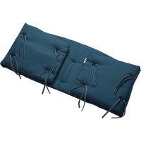 Leander Nestchen für Classic Babybett (158cm) aus Bio-Baumwolle, Dark Blue