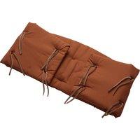 Leander Nestchen für Classic Babybett (158cm) aus Bio-Baumwolle, Ginger