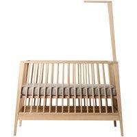 Leander Linea Himmelgestell aus Eichenholz für Babybett