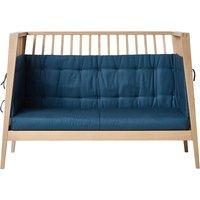 Leander Sofa-Set für Linea und Luna Babybett (120cm) aus Bio-Baumwolle Dark Blue