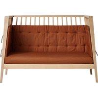 Leander Sofa-Set für Linea und Luna Babybett (120cm) aus Bio-Baumwolle Ginger