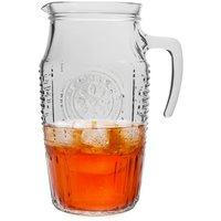 Bormioli Rocco Romantic Glass Water Jug - 1.8 Litre