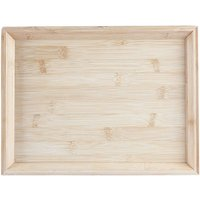 Bamboo Serving Tray - 33 x 25cm - By Argon Tableware