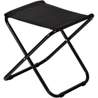Harbour Housewares Classic Folding Stool - Black