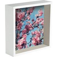 "3D Deep Box Photo Frame - 8 x 8"" - By Nicola Spring"