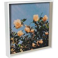 Nicola Spring 3D Deep Box Photo Frame - 16 x 16