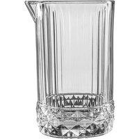America 20s Glass Water Jug - 780ml - Clear - By Bormioli Rocco