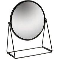 Harbour Housewares Round Dressing Table Mirror - 33cm