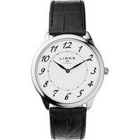 links of london mens narrative 40mm stainless steel watch
