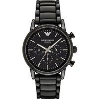 Emporio Armani Ar1507 Men's Ceramic Chronograph Watch