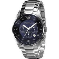 Emporio Armani Ar5860 Men's Blue Dial Chronograph