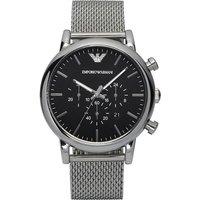 Emporio Armani Ar1808 Men's Mesh Chronograph Watch