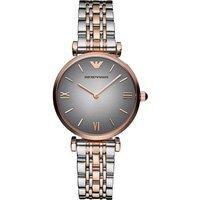 Emporio Armani Ar1725 Ladies Gianni T-bar Watch