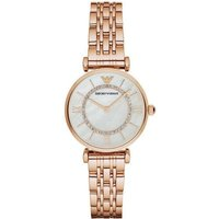 Emporio Armani AR1909 Ladies Gianni T-Bar Watch