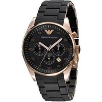 Emporio Armani Men's AR5905 Tazio Chronograph Watch