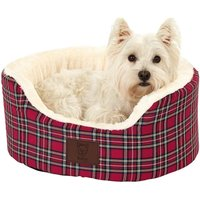 Bunty Heritage Bed  Red   Small