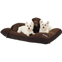 Snooze Fleece Dog Pet Bed, XX-Large