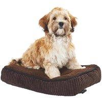 Snooze Fleece Dog Pet Bed, X-Small