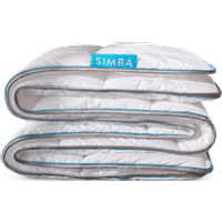 Simba Hybrid Duvet with Stratos - Double 200x200cm