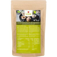 Lizza Low Carb Backmischung für süße Teige » Bio » 1kg Backmischung (glutenfrei & wenig Zucker)
