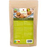 Lizza Low Carb Brötchen » Bio » 1kg Backmischung » für 24 Brötchen (glutenfrei & viel Eiweiß)
