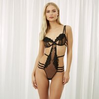 Julienne Body Black