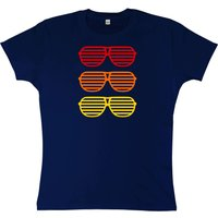 80s Shades Womens T Shirt