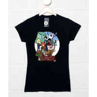 Adventure Timelord Womens T Shirt