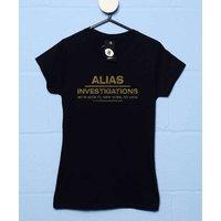 Alias Investigations - Inspired By Jessica Jones Women